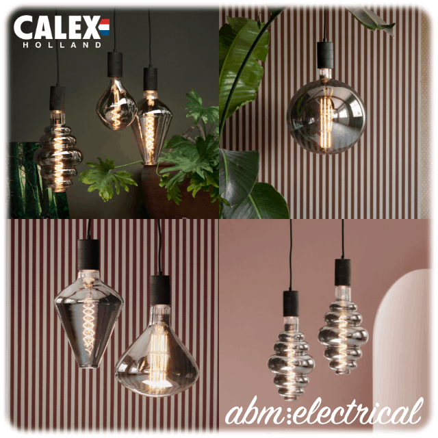 Featured Product Add Style To Your Bulbs With The Calex